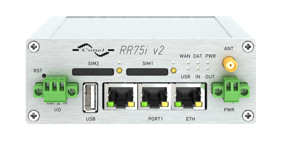 GSM-Rail routers | Pushing the limits of communication technology | MCS