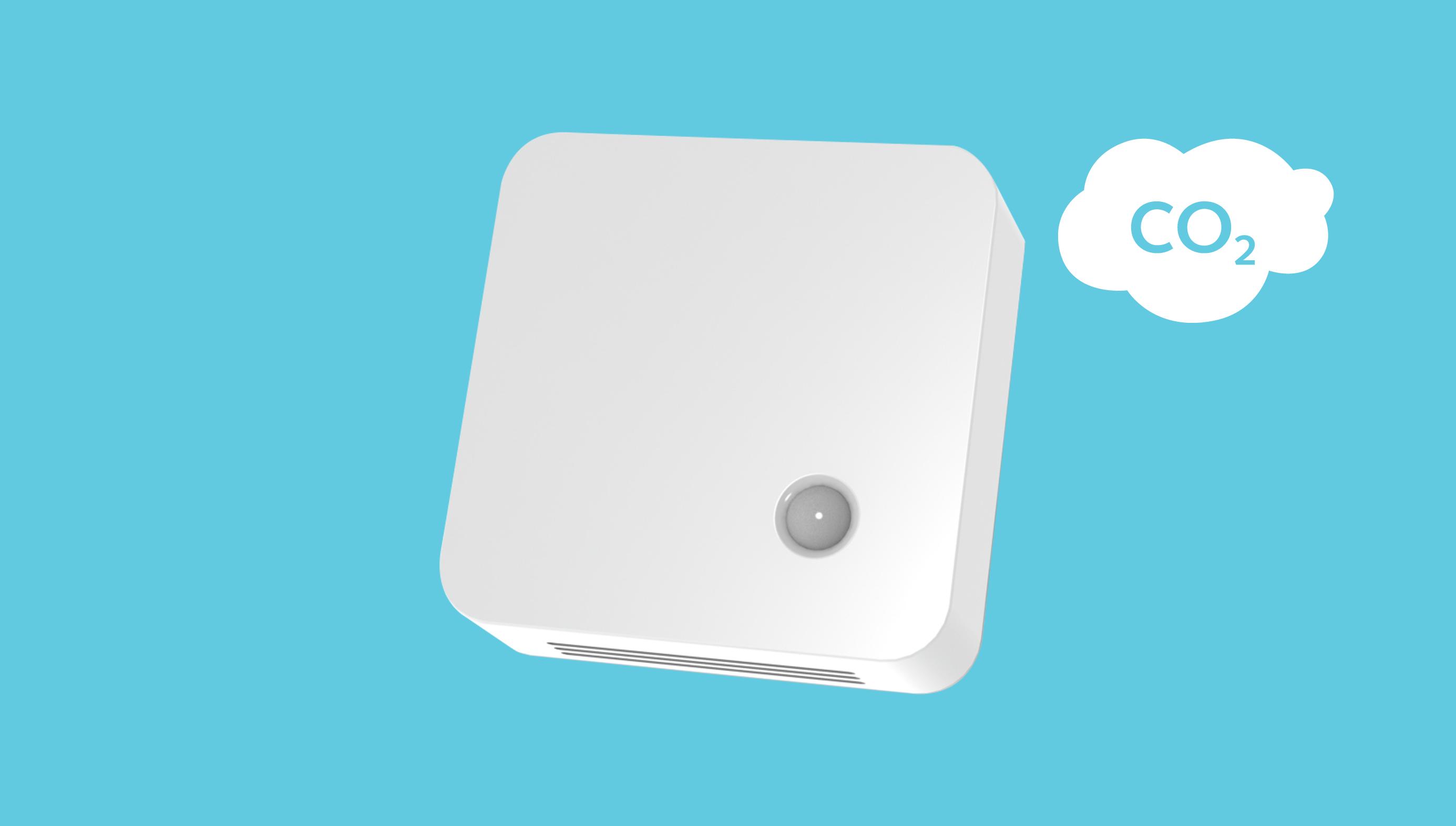 Elsys ERS CO2 Lite sensor LoRa | LoRa sensors, Smart building | Product | MCS