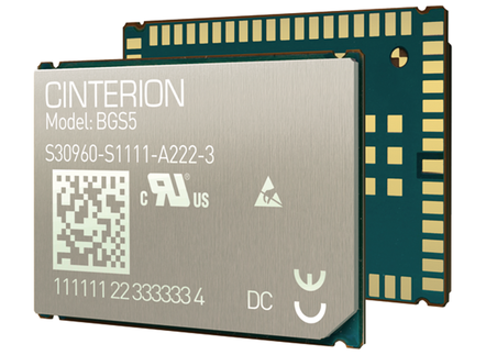 Thales (Gemalto) BGS5 Java module | 2G engines | Product | MCS