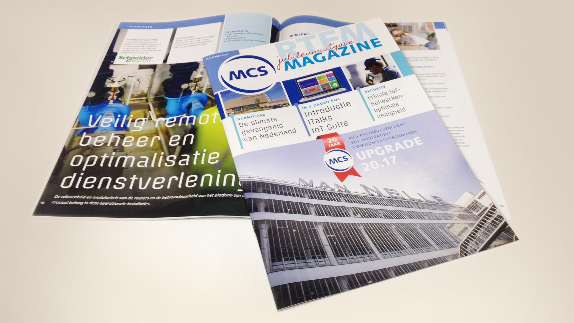 RTFM Magazine   Pushing the limits of communication technology   MCS