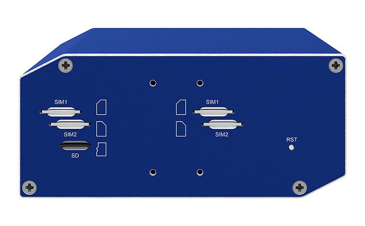 Advantech/Conel 4G router V3 SmartMotion TwinModule 2x4G-LTE   Producten   MCS