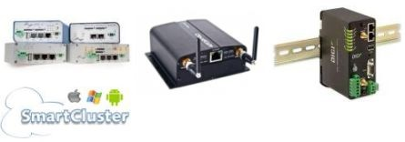 3G/UMTS routers | Pushing the limits of communication technology | MCS