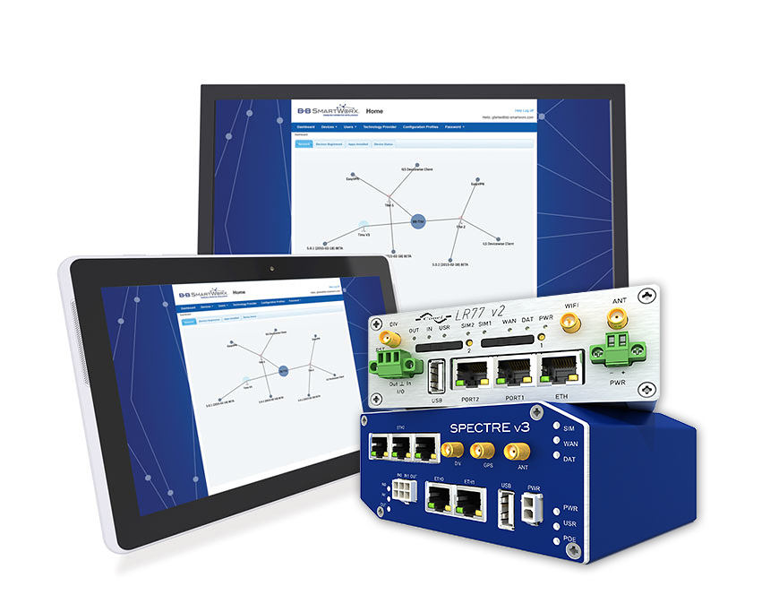 Advantech WebAccess DMP | Pushing the limits of communication technology | MCS