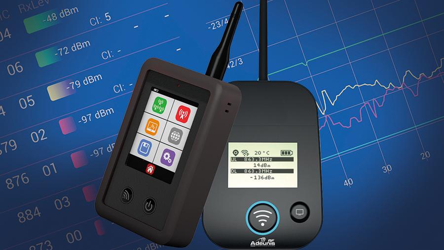 Test- en meetapparatuur   Pushing the limits of communication technology   MCS