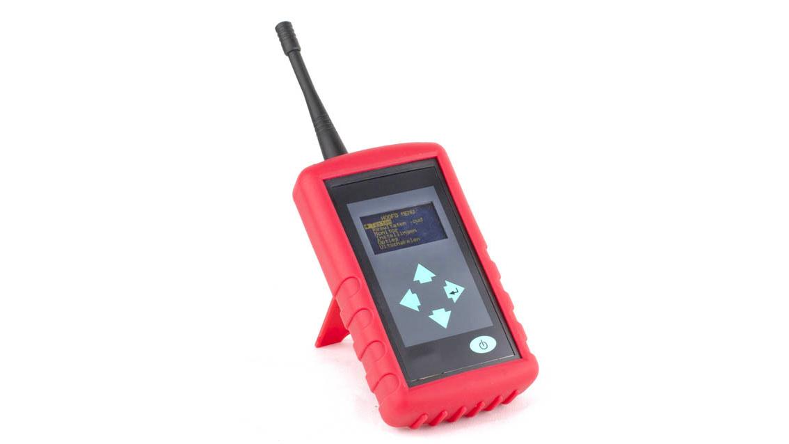 MCS GSM-R signaal testset | Test/meet apparatuur | Product | MCS