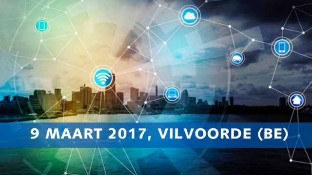 Managed 3G/4G Industriële IoT Solutions – 9 maart 2017, Vilvoorde | Pushing the limits of communication technology | MCS