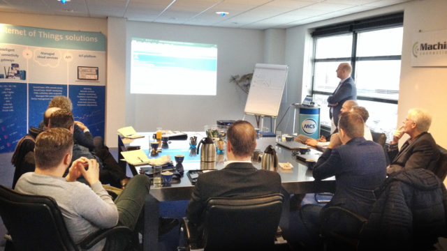 Private GSM / LTE als alternatief voor DECT, WiFi – 12 januari 2018 | Pushing the limits of communication technology | MCS