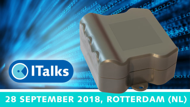 Programmeercursus in C voor ITalks MCS1608 LoRa/Sigfox node – 28 september 2018 | Pushing the limits of communication technology | MCS