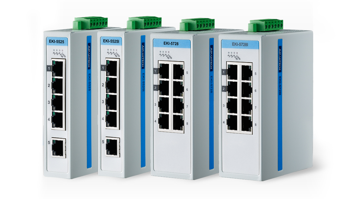 Monitored switches | Pushing the limits of communication technology | MCS