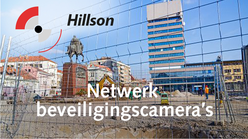 Veilig remote management van camera's | Pushing the limits of communication technology | MCS