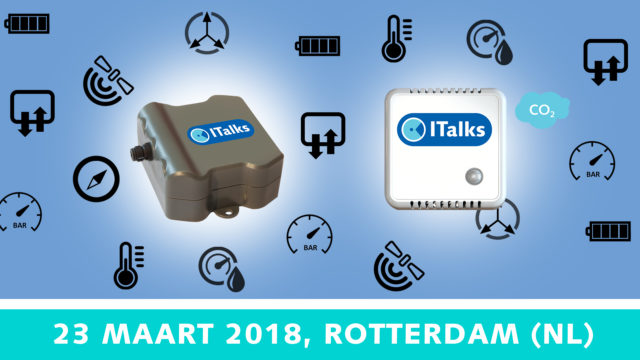IoT Sensoren en IoT Suite: mijn businesscase compleet – 23 maart 2018 | Pushing the limits of communication technology | MCS