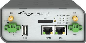 Advantech/Conel 3G router - UR5i V2 Basic   Producten   MCS