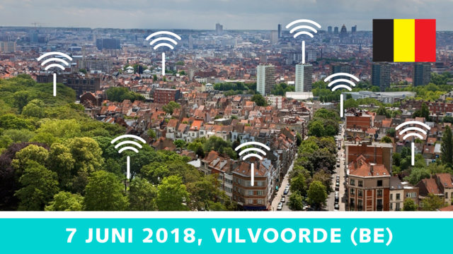 LPWAN (LoRa/Sigfox/NB-IoT) & IoT Suite – 7 juni 2018 | Pushing the limits of communication technology | MCS