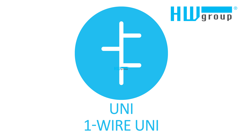 HWg Sensoren 1-Wire / 1-Wire Uni | Slimme industriemonitoring, Slimme temperatuur monitoring | Product | MCS