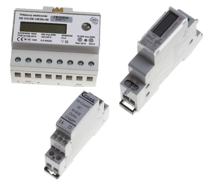 HWg MBus Meters - tbv HWg PWR |  | Product | MCS