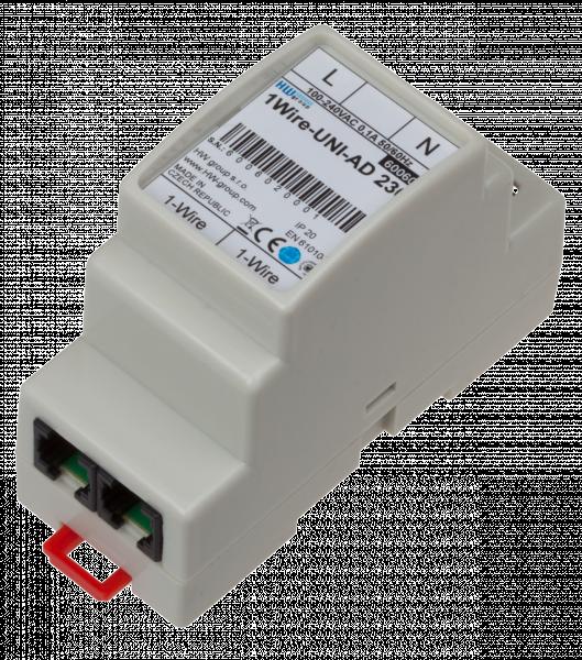 Hwg Ip Sensoren 1 Wire 1 Wire Uni Mcs Bv Rotterdam