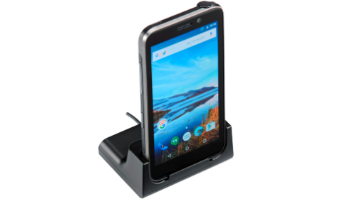 Bittium Desktop Stand | Private LTE | Product | MCS