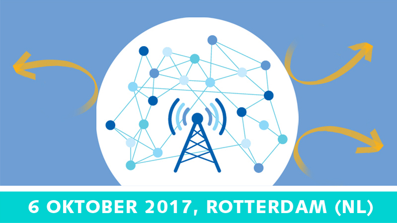 Private IoT netwerken – Private GSM/GPRS, Private LTE/VoLTE, Private LoRa – 6 oktober 2017 | Pushing the limits of communication technology | MCS