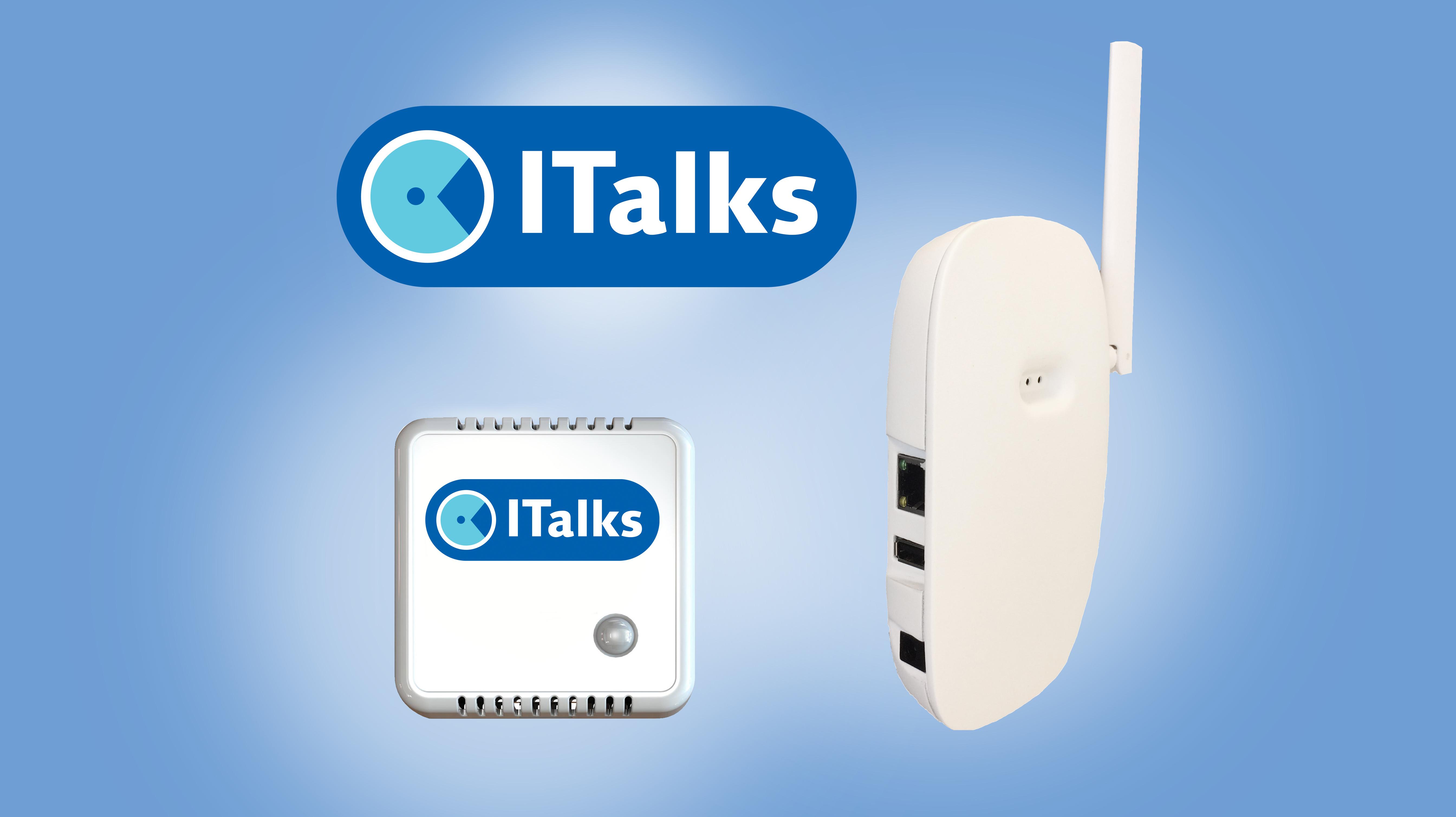 ITalks Starterkit indoor Smart Building | ITalks IoT suite | Product | MCS