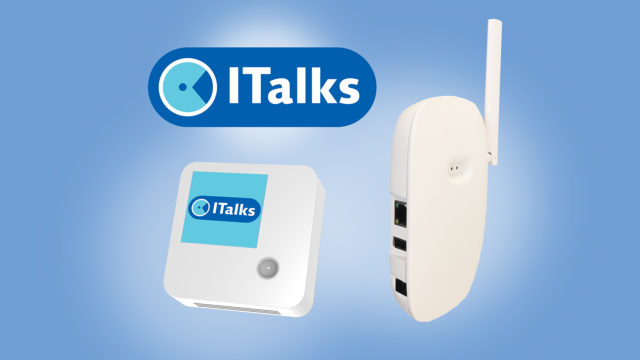 ITalks IoT package Smart Building | Pushing the limits of communication technology | MCS