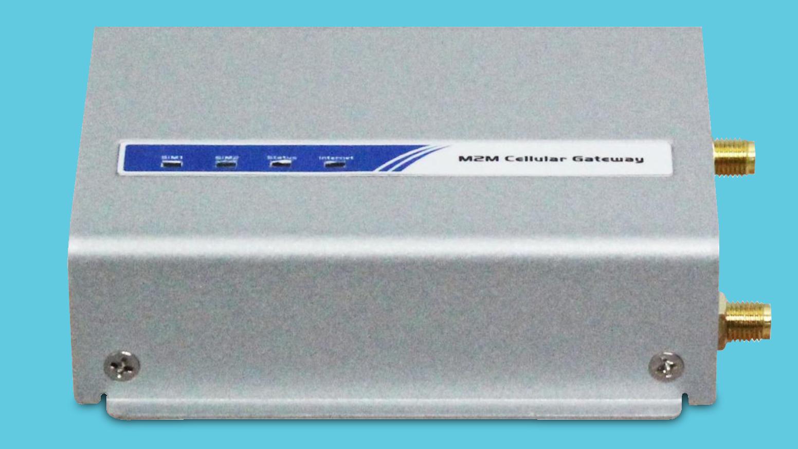 Amit IDG500 3G router | Producten | MCS
