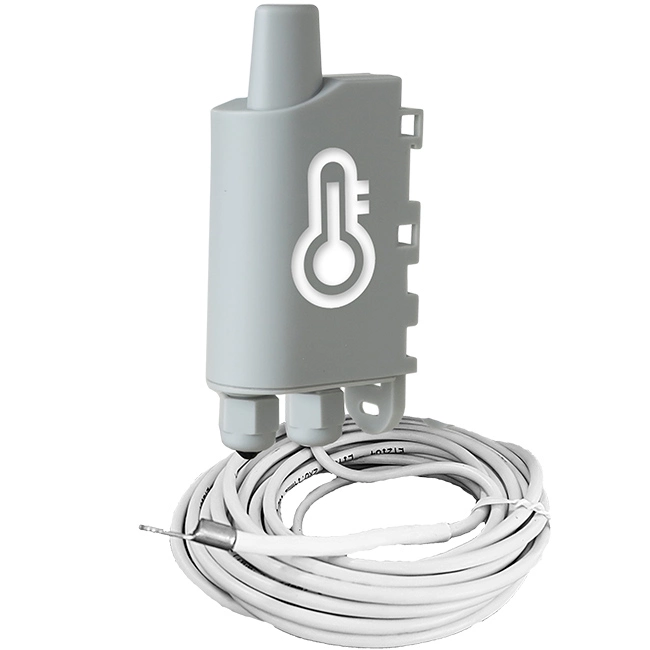 Adeunis TEMP LoRaWAN , replaceable battery | LoRa sensors | Product | MCS