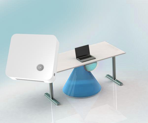 Elsys ERS Desk LoRa sensor | LoRa sensors, Smart building | Product | MCS
