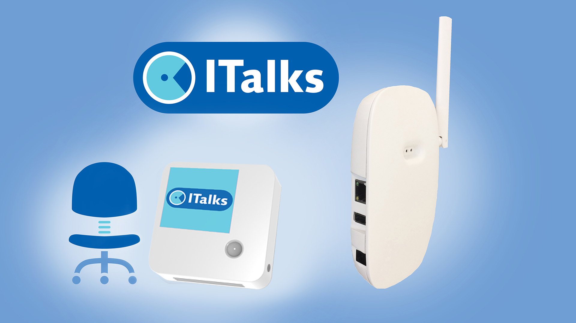 ITalks starter package werkplekbezetting | ITalks IoT suite, Smart building | Product | MCS