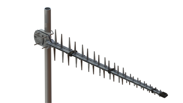 Poynting LPDA-92 directionele antenne 11dBi SMA (m) | Pushing the limits of communication technology | MCS