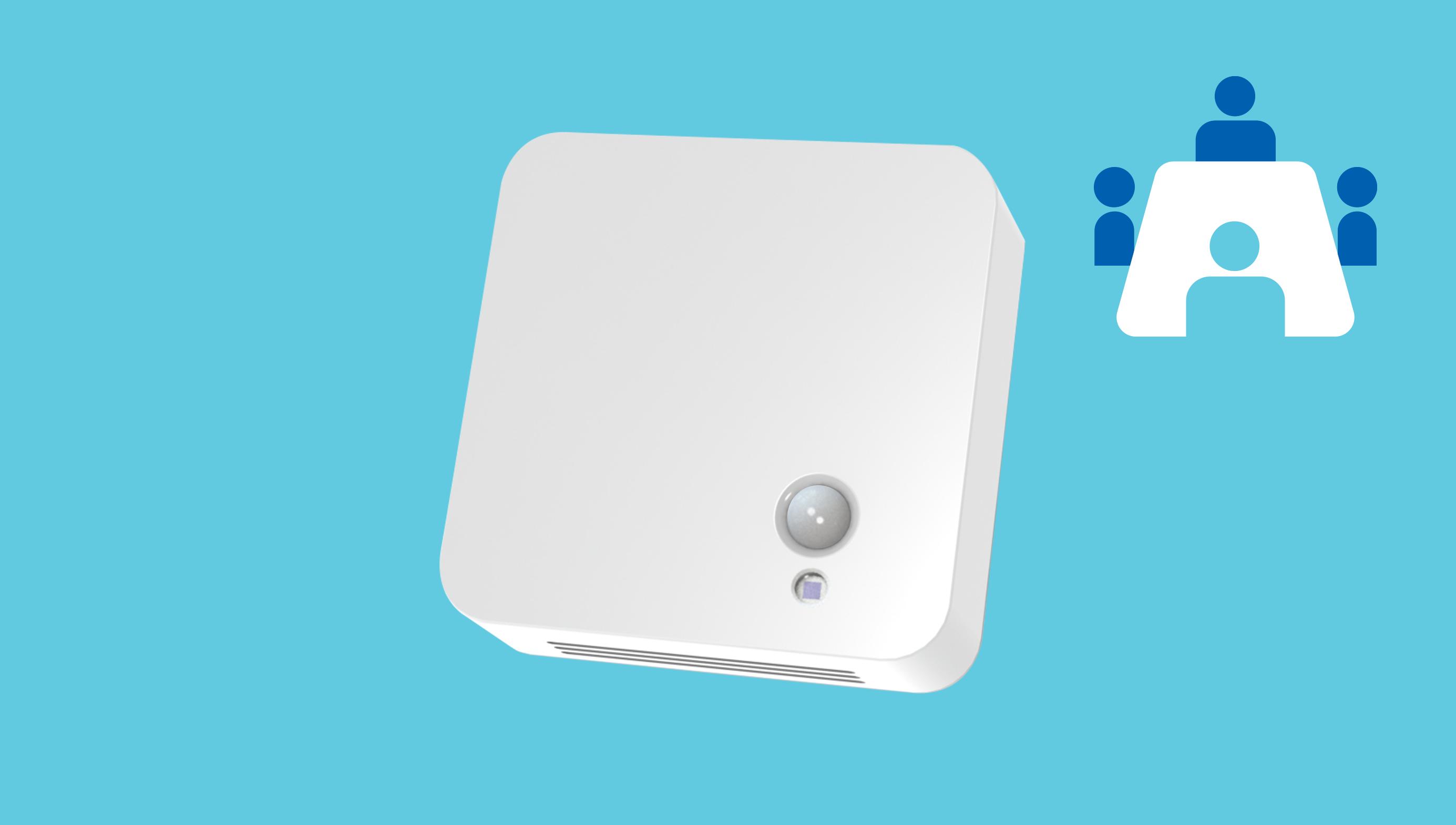 Elsys ERS Eye LoRa sensor | LoRa sensors, Smart building | Product | MCS