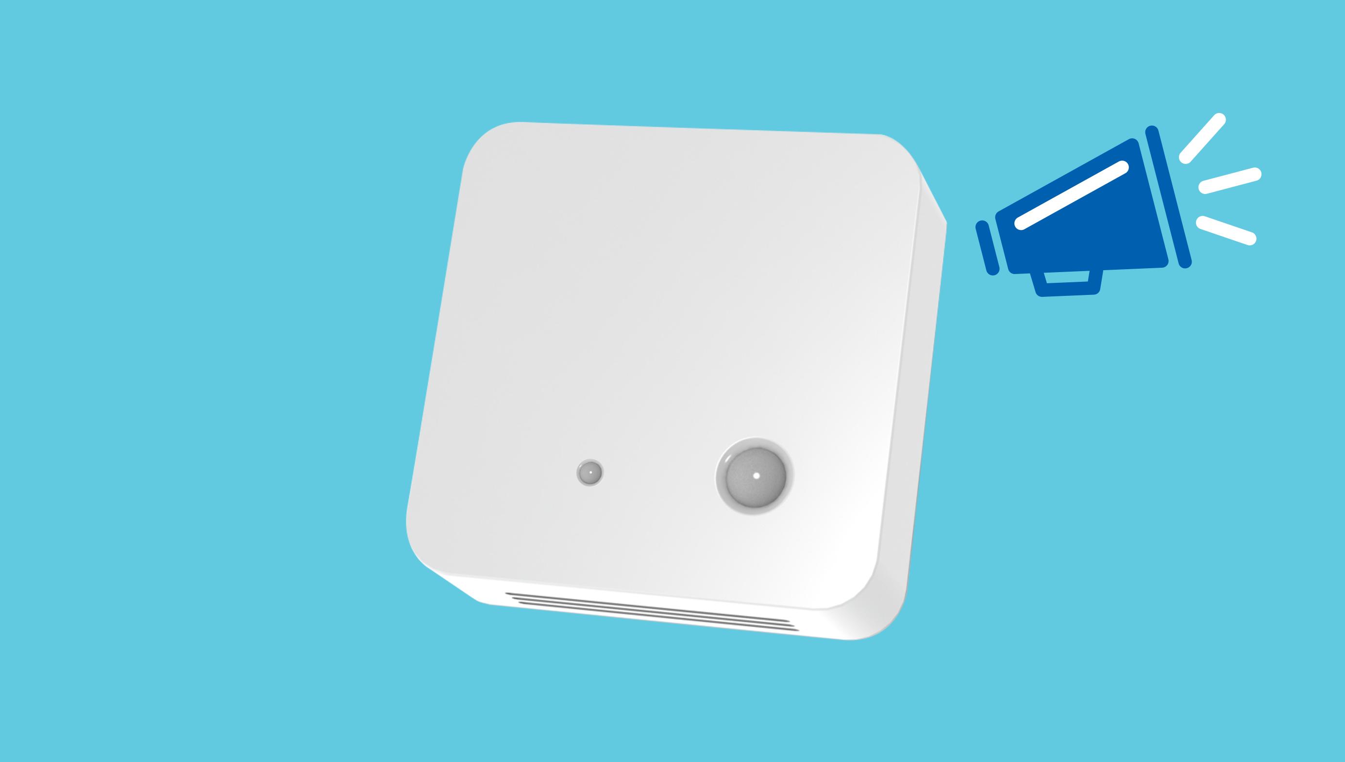 Elsys ERS Sound LoRa sensor | LoRa sensors, Smart building | Product | MCS