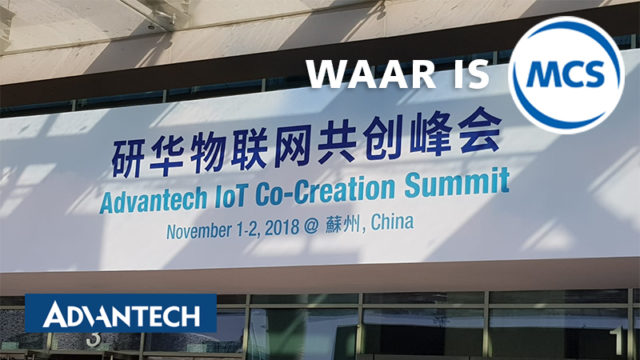 MCS en de Chinese Summit | Pushing the limits of communication technology | MCS