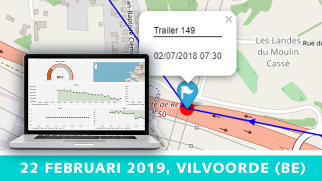 LPWan Update over slimme sensoren, Track & Trace oplossingen  |  22 februari 2019 | Pushing the limits of communication technology | MCS
