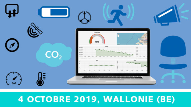 Capteurs intelligents, Objets connectés  |  Wallonie   |   4 octobre 2019 | Pushing the limits of communication technology | MCS