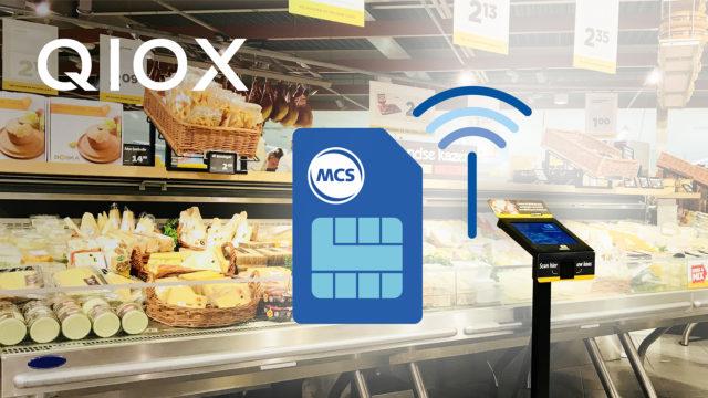 Online selfservice overal op de winkelvloer beschikbaar | Pushing the limits of communication technology | MCS