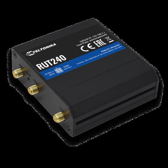 Teltonika RUT240 LTE router, V2 | Producten | MCS