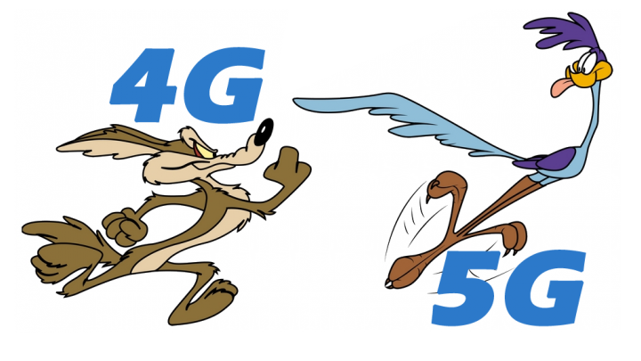 5G – Nog sneller Netflix? | Pushing the limits of communication technology | MCS