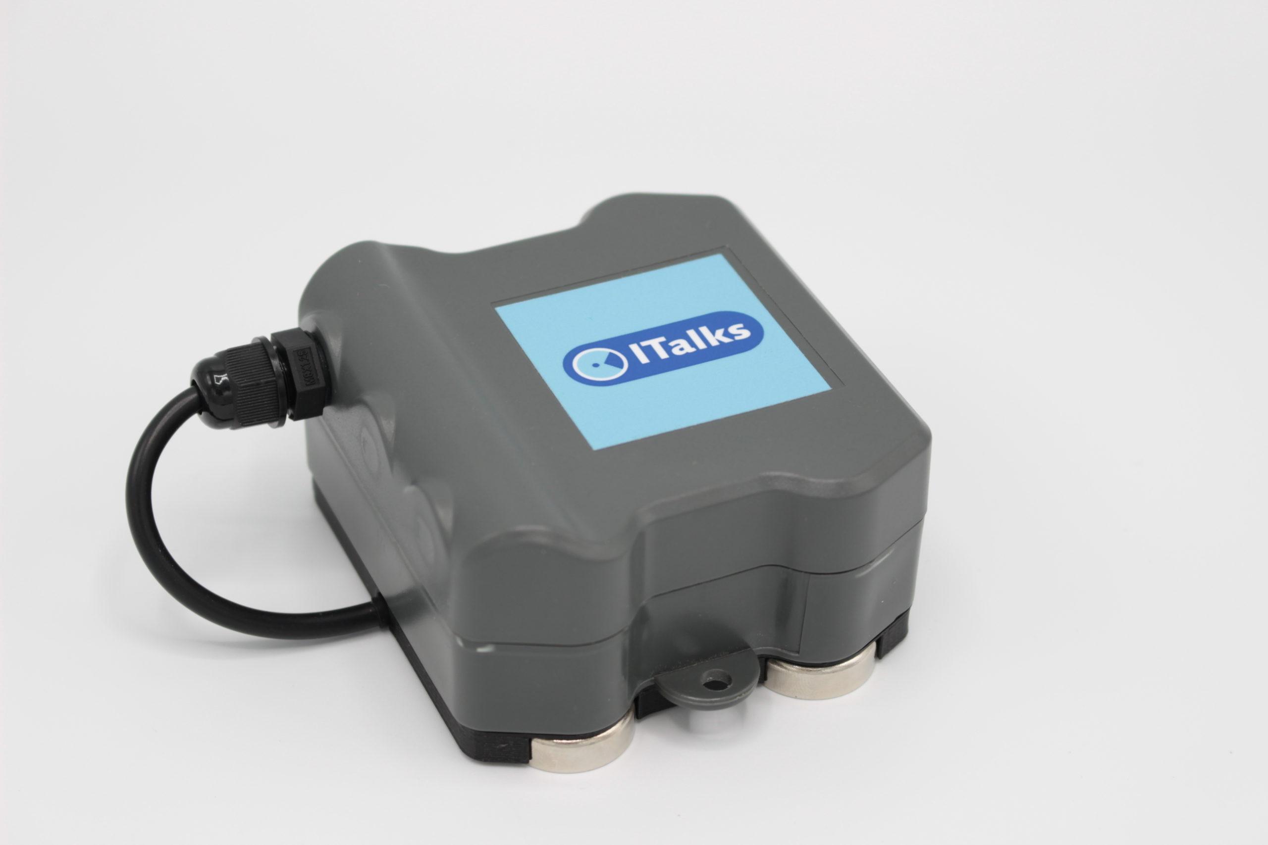 ITalks MCS 1608 Rail Sigfox | Sigfox sensors | Product | MCS