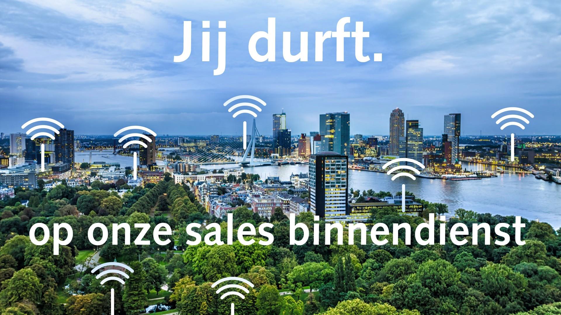 Vacature Sales Medewerker Binnendienst   Pushing the limits of communication technology   MCS