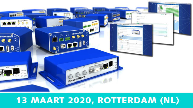 Managed routers met remote device management | 19 juni 2020 | Pushing the limits of communication technology | MCS