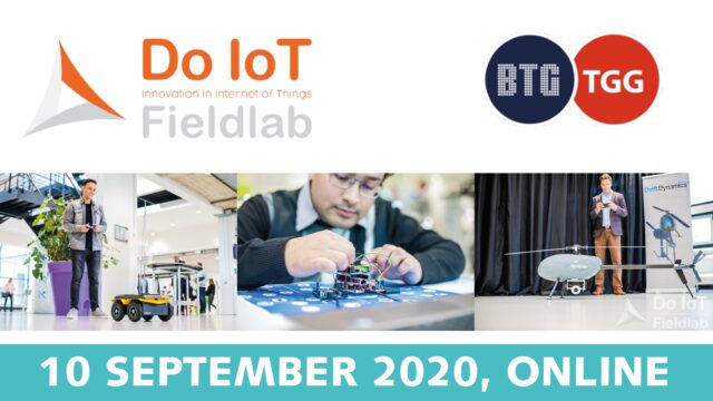 BTG webinar: Do IoT via een Fieldlab | Pushing the limits of communication technology | MCS