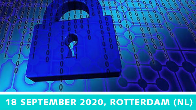 Security: hoe beveilig je jouw data end-to-end? | 18 september 2020 | Pushing the limits of communication technology | MCS