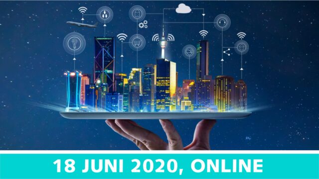 Smart Building oplossingen o.a. voor de 1,5 meter samenleving | 18 juni 2020 | Pushing the limits of communication technology | MCS