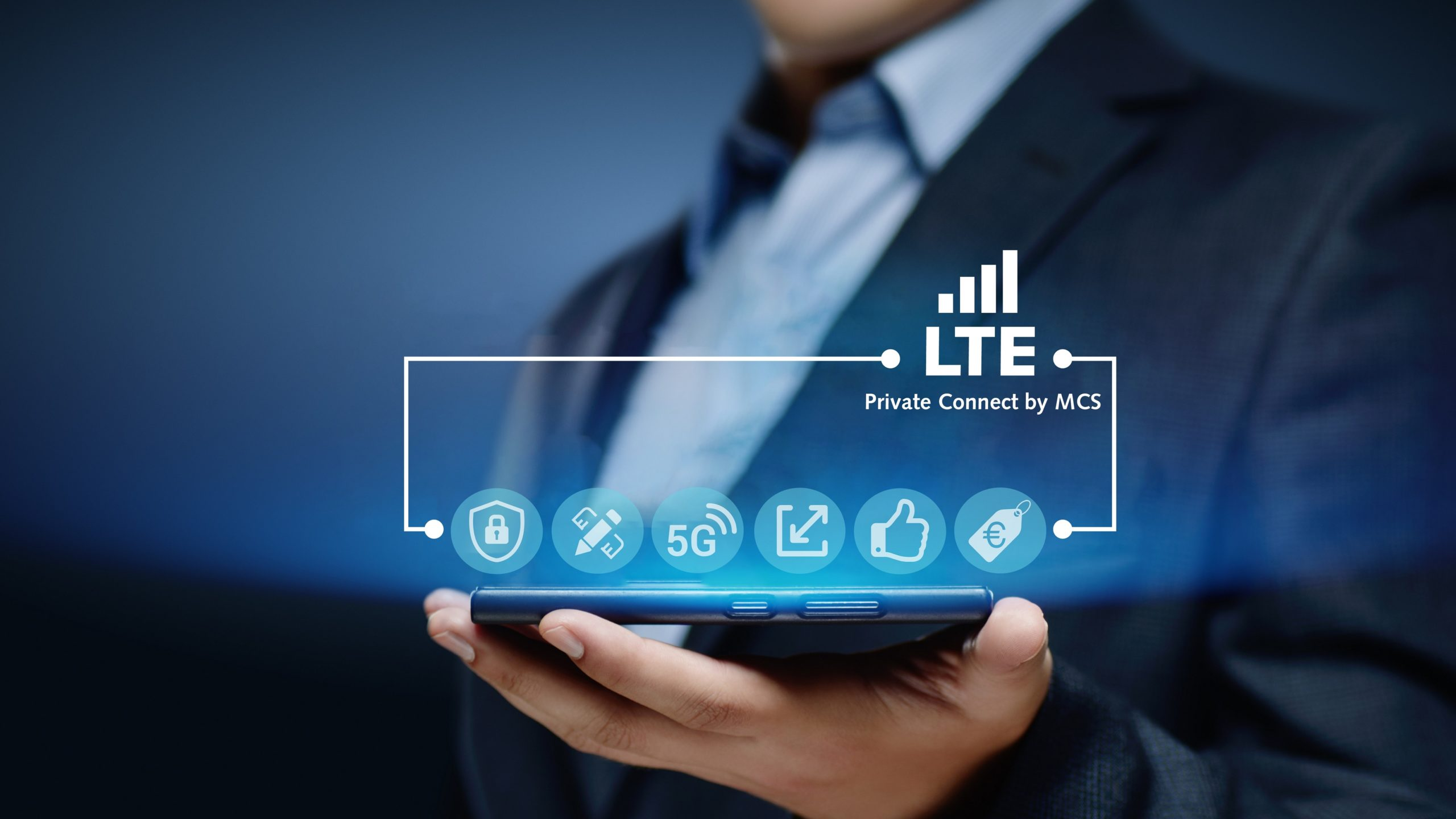 Private Connect LTE | Pushing the limits of communication technology | MCS