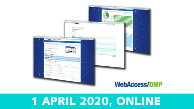 Webinar Advantech WebAccess DMP | Pushing the limits of communication technology | MCS