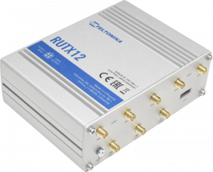 Teltonika RUTX12 CAT6 LTE router met load balancing | 4G routers/gateways | Product | MCS