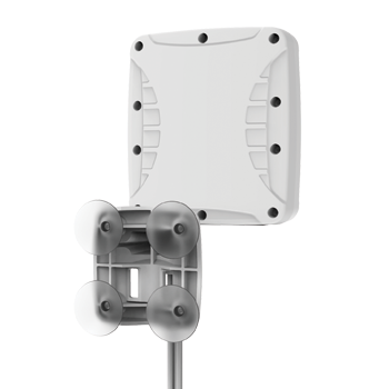 Poynting 5G antenne X-Pol1-5G, Omni, 5m low loss cable SMA(m), 2x MiMo, 3dBi | Producten | MCS