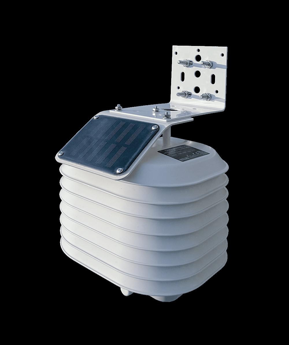 MCF outdoor PM fijnstof sensor LoRa | LoRa sensors | Product | MCS