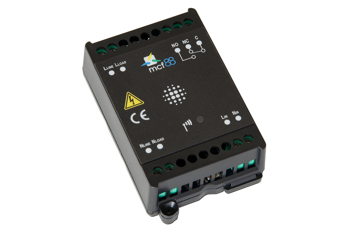 MCF LW12MET - industriële smart energy metering met i/o, LoRa | LoRa sensors | Product | MCS