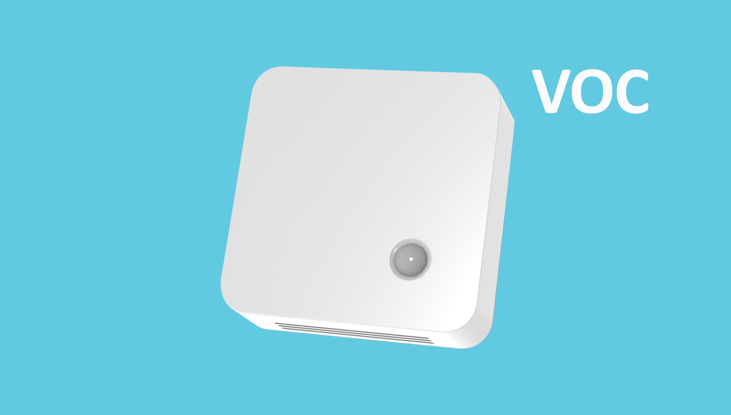 Elsys ERS VOC sensor LoRa | LoRa sensors, Smart building | Product | MCS